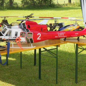 Bell 412 Modellhubschrauber