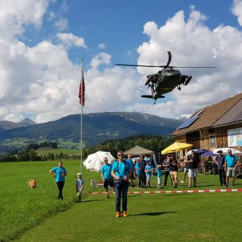 Heliteam Flugtag September 2018